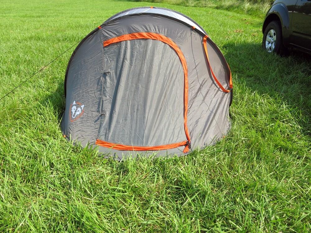 Vehicle Pop Up Tents : Rightline pop up tent sleeps quot