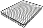 "Rhino-Rack Steel Mesh, Roof Mounted Cargo Basket - 61"" Long x 45"" Wide - No Hardware"