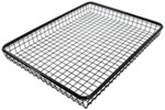 "Rhino-Rack Steel Mesh, Roof Mounted Cargo Basket - 46"" Long x 34"" Wide"