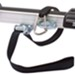 "Cam-Lock Ladder Strap with Snap Shackle for Rhino-Rack Heavy-Duty Crossbars - 20"" Long"