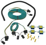 Roadmaster 2010 Chevrolet Avalanche Tow Bar Wiring