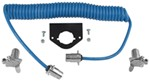 RoadMaster 4-Wire Flexo-Coil Cord Kit with Mounting Brackets