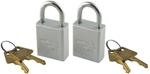 Roadmaster Quick Disconnect Padlocks (Qty 2)