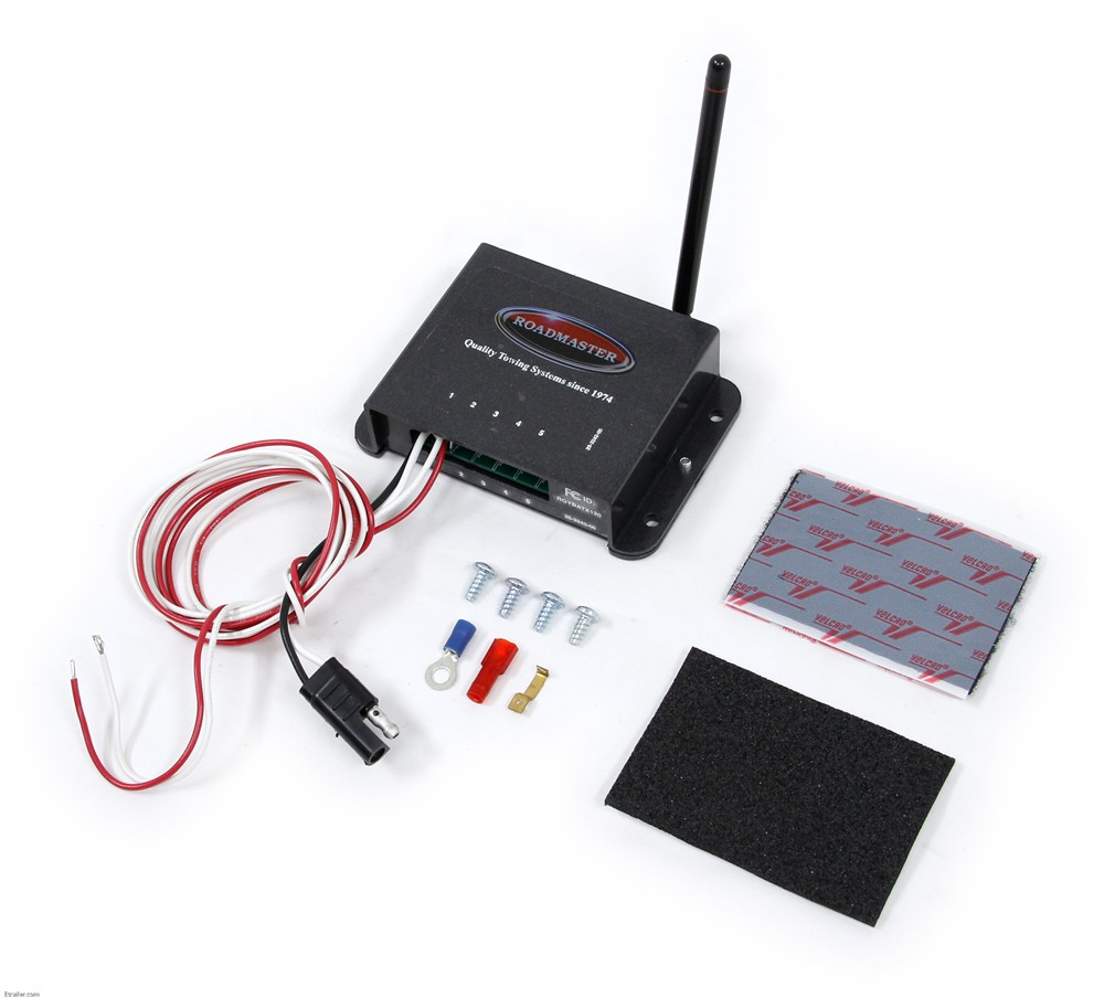 Roadmaster Transmitter For Even Brake Systems Roadmaster
