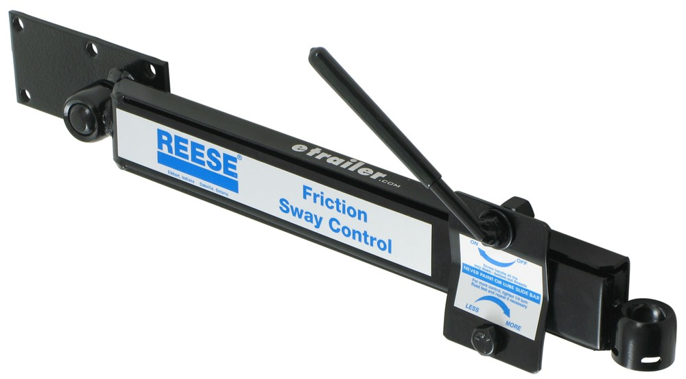 Reese Friction Sway Control for Weight Distribution ...
