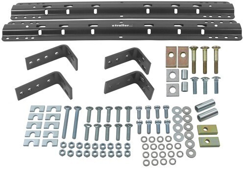 Toyota Tundra, 2007 Fifth Wheel Installation Kit Reese RP30035-309