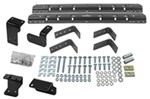 Reese Semi-Custom Base Rail and Installation Kit for 5th Wheel Trailer Hitches - Nissan Titan