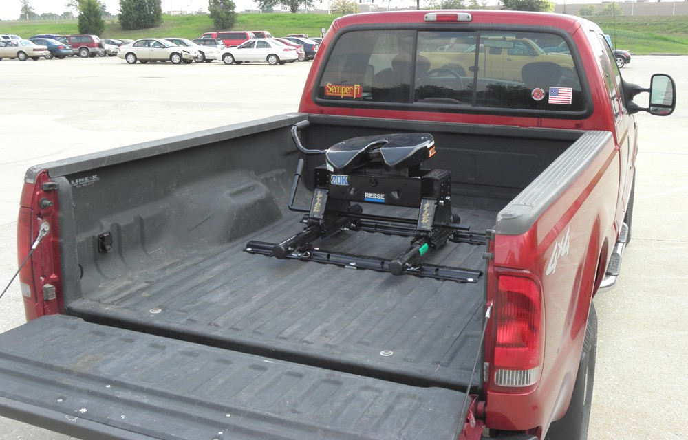5th Wheel Hitch Install In Dodge Ram Truck 2013.html