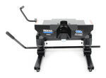 Reese 5th Wheel Trailer Hitch w/ Square Tube Slider - Dual Jaw - 16,000 lbs