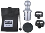 Reese Elite Series Pop-In Ball Kit for 2011 and Newer Ford Super Duty Under-Bed Gooseneck Hitch