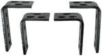 Reese Universal Mounting Brackets for 5th Wheel Trailer Hitches - 10 Bolt