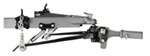 Strait-Line Weight Distribution w Sway Control - Trunnion Bar - 12,000 lbs GTW, 1,200 lbs TW