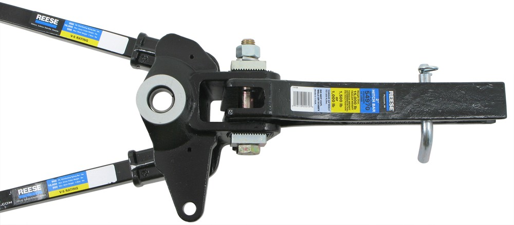 Reese SC Weight Distribution System w Sway Control - Trunnion - 10,000 ...
