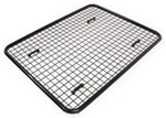 "Rhino-Rack Steel Mesh, Roof Mounted Cargo Tray - 51"" Long x 42"" Wide"