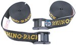 "Rhino-Rack Tie-Down Straps with Cam-Lock Buckles - 15/16"" x 10'  - Qty 2"