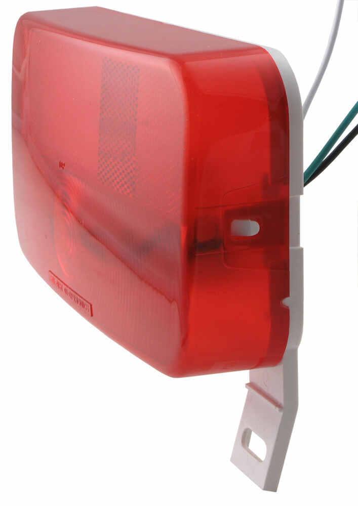 Model LED RV Camper Trailer Stop Turn Brake Tail Lights  License Light