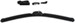 "Rain-X Latitude Windshield Wiper Blade - Beam Style - 24"" - Qty 1"