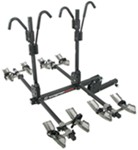 "Swagman Quad Platform-Style 4 Bike Carrier for 2"" Hitches"