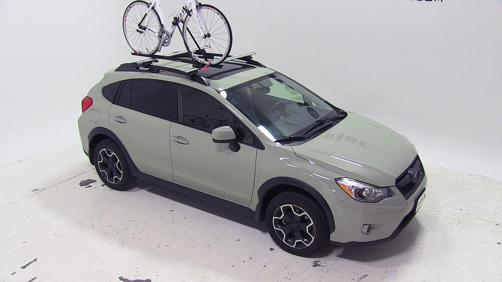 Upright Roof Bike Carrier Swagman Roof Bike Racks S64720