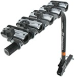 "Swagman XP - Folding 5 Bike Rack for 2"" Trailer Hitches"