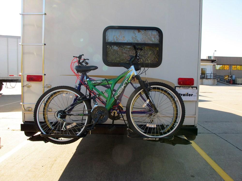 Elegant RV Bumper 2 Bike Rack Swagman RV And Motorhome Bike Racks S80605