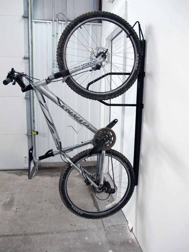 Saris Bike Trac Vertical 1 Bike Storage Rack Wall Mount