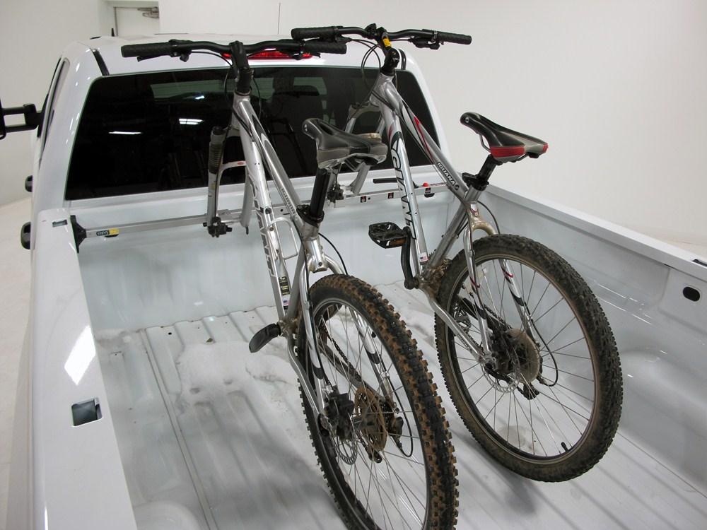 Saris Kool Rack Pick Up Truck Bed Mounted 2 Bike Carrier