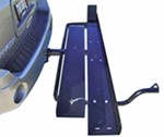 "Blue Ox Motorcycle Carrier II for 2"" Hitches - With Ramp - 78"" x 6"" - 600 lbs"