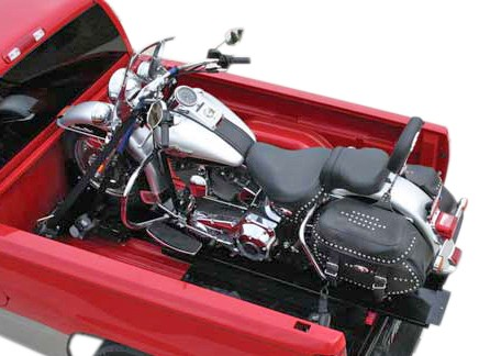 Truck Bed Accessories > Motorcycle Carrier > Blue Ox