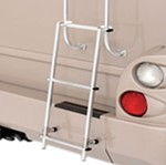 "Surco RV Ladder Extension - Aluminum - 30-1/2"" Long"