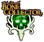 Bone Collector Logo Flat Decal - Full Color - Qty 1