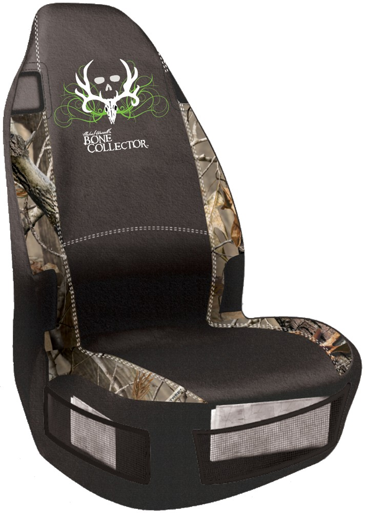 Bone Collector Universal Fit Bucket Seat Cover Polyester