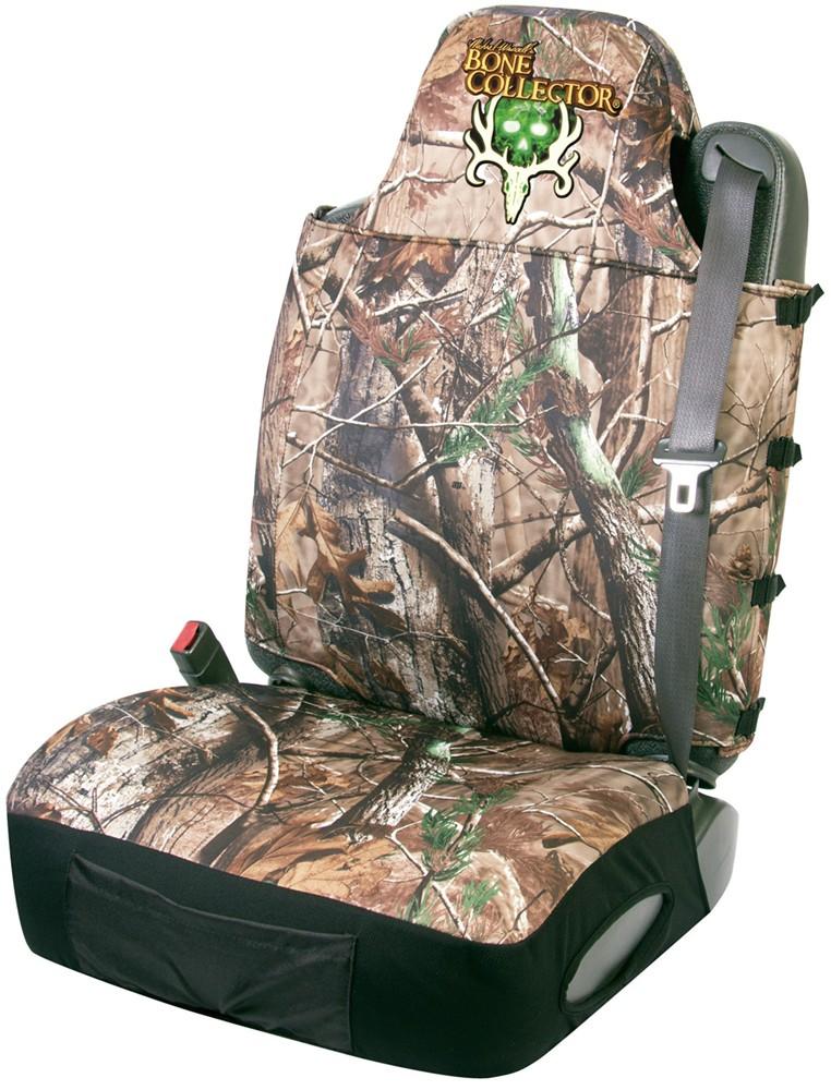 Bone Collector Universal Fit Bucket Seat Cover Neoprene