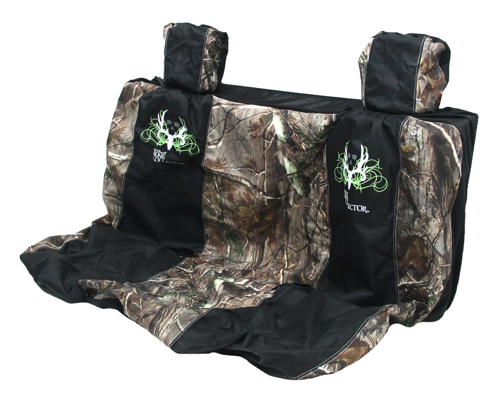 Bone Collector Universal Fit Bench Seat Cover Polyester