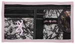 Browning For Her Vehicle Visor Organizer - Camouflage and Pink