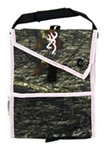 Browning For Her Vehicle Tote and Litter Bag - Camouflage and Pink