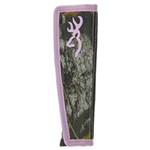 Browning For Her Seat Belt Cushion - Camouflage and Pink