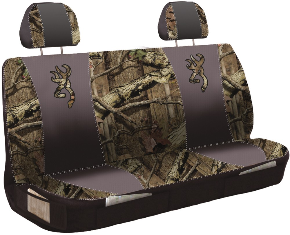 Browning Universal Fit Bench Seat Cover Polyester