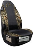 Ducks Unlimited Universal Fit Bucket Seat Cover - Polyester - Realtree Max-4 Camo and Black - Qty 1