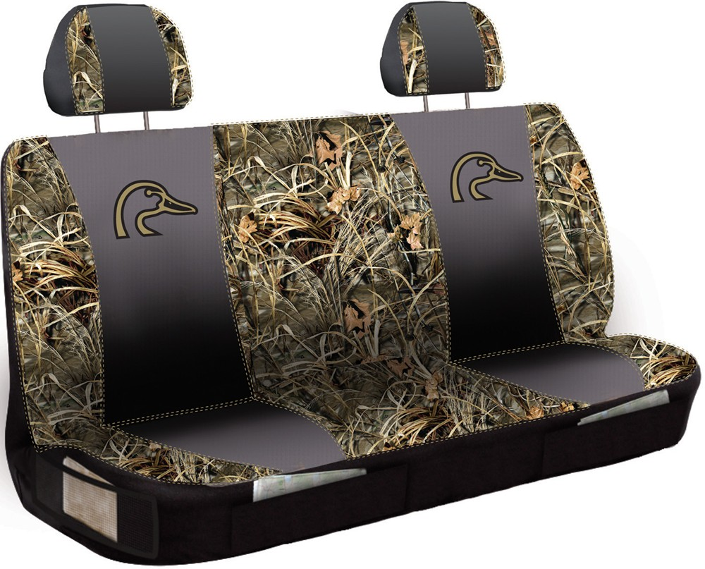 Ducks Unlimited Universal Fit Bench Seat Cover Polyester