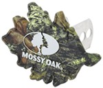 "Mossy Oak 3-D Logo Hitch Cover - 1-1/4"" and 2"" Hitches - Camouflage"