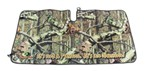 Mossy Oak Windshield Shade - It's Not a Passion. It's an Obsession! - Break-Up Infinity Camo