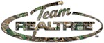 Team Realtree 3-D Decal - Hardwoods Green HD Camouflage - Qty 1
