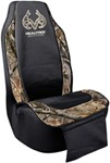 Realtree Outfitters Seat Cushion - Realtree AP Camo and Black - Qty 1