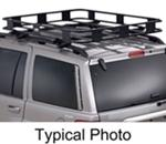"Surco Safari Rack 5.0 Rooftop Cargo Basket - 60"" Long x 45"" Wide"