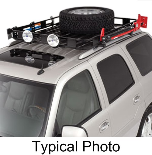 Surco Safari Rack 5.0 Rooftop Cargo Basket For Thule Roof