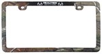Realtree Outfitters License Plate Frame