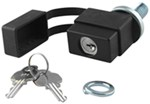 "Anti-Rattle Hitch Lock and Bolt for 1-1/4"" and 2"" Softride Hitch Racks"