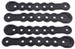 Softride Replacement Rubber Bike Straps - Set of 4