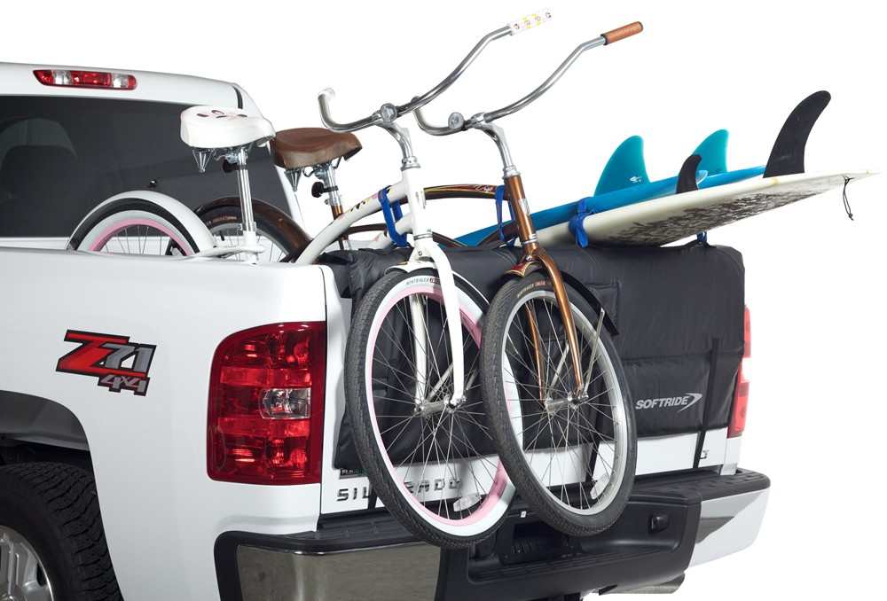 Softride Tailgate Pad Bicycle Transporter For Mid Size
